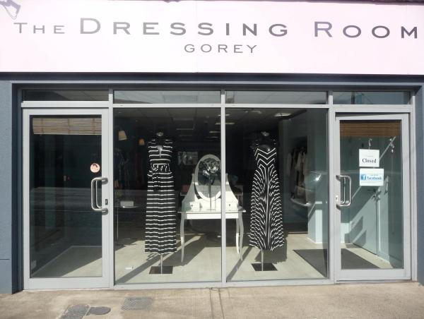 Shop-front-the-dressing-room-gorey